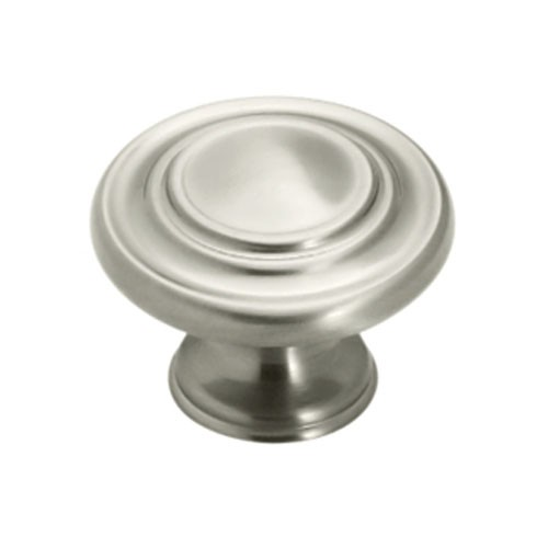 "1 1/4"" Satin Nickel insprations cabinet knob"