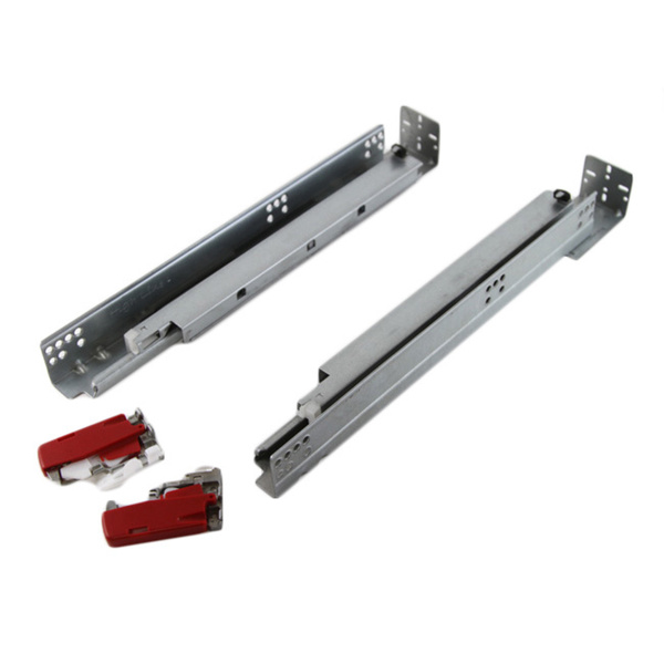 21 Quot Undermount Soft Close Drawer Slides Heavy Duty